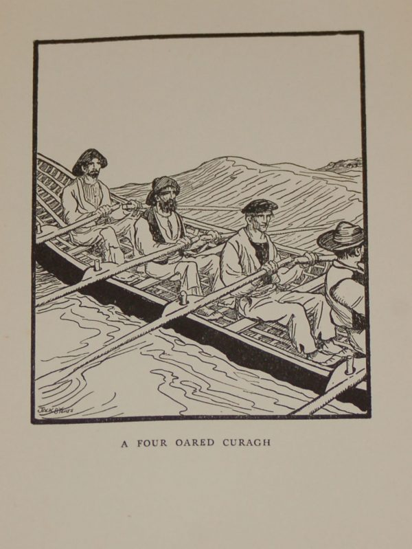 A Four Oared Curagh 1911 Jack Yeats print for sale