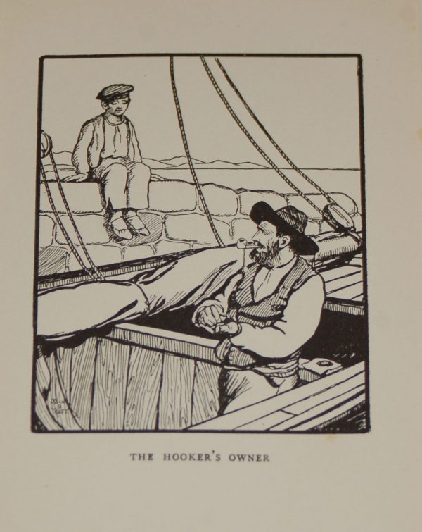 Jack B Yeats The Hookers Owner 1911 Print for Sale