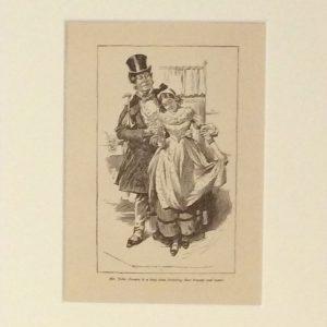Max Cowper 1902 Edwardian Print for sale