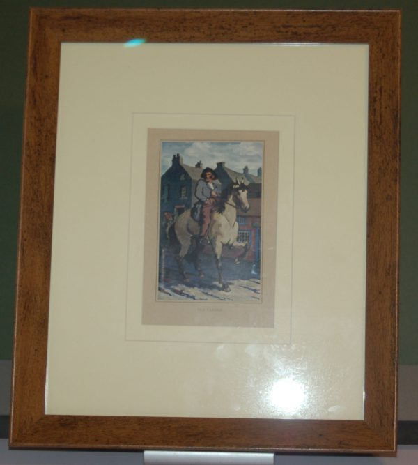 Jack B Yeats Print for Sale 1913 The Farmer