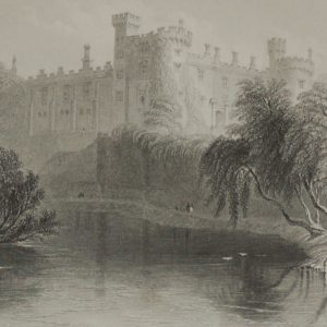 A circa 1860 engraving by J B Allen after a painting by William Bartlett