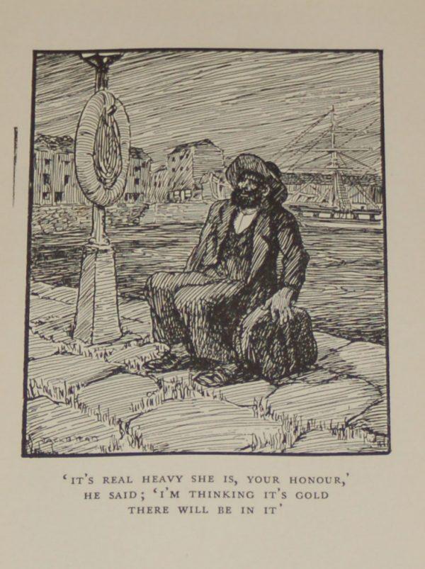 Jack B Yeats Antique Prints for Sale