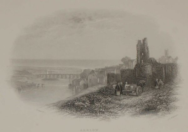 1871 print arklow co wicklow