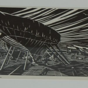 harry Kernoff 1948 Woodcuts for sale