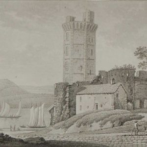 1817 Antique Print Benedict Piringer