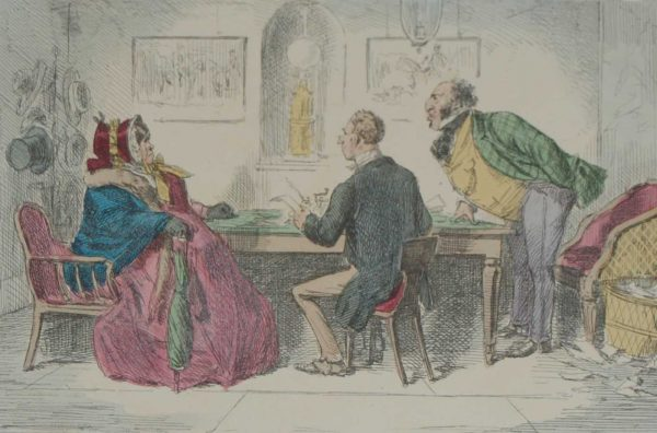 Sir Moses and Mrs Turnbull